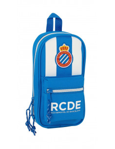 FILED PENCIL CASE RUCKSACK WITH 4 FILED PENCIL