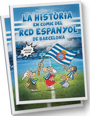 """LA HISTORIA EN CÓMIC"" BOOK"