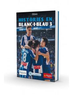 """""""HISTÒRIES EN BLANC-I-BLAU 3"""" BOOK"""