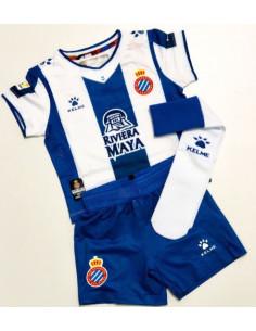 皇家西班牙人主场婴儿套装 2019-20