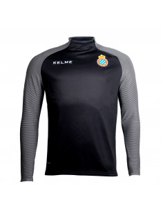 UEFA RCDE BLACK-GRAY SWEATSHIRT 2019-2020