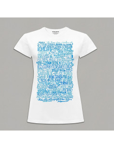 CAMISETA PATTERN WOMAN