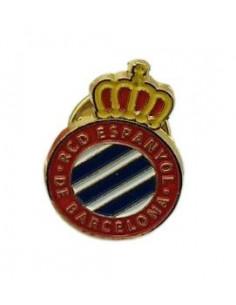 RCD ESPANYOL COLOUR CREST PIN