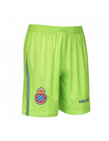 RCD ESPANYOL GREEN GOALKEEPER SHORTS 2019-20