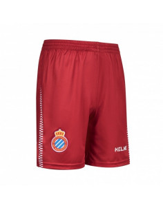 RCD ESPANYOL RED GOALKEEPER SHORTS 2019-20
