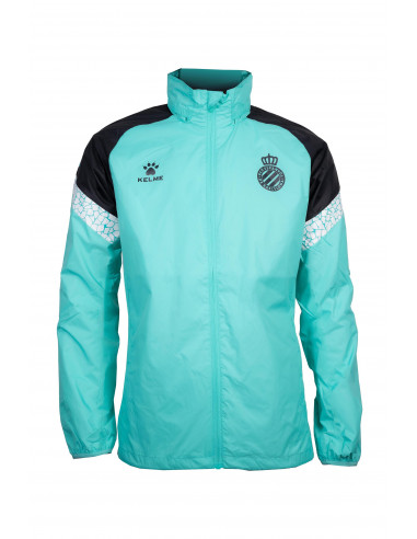 RCD ESPANYOL TRAINING RAIN JACKET  2020-21 JR