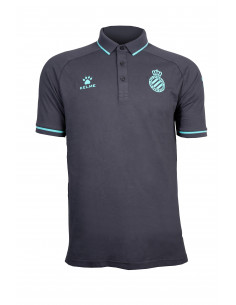 RCD ESPANYOL TRAINING  POLO SHIRT 2020-21 JR
