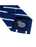 西班牙人条纹领带