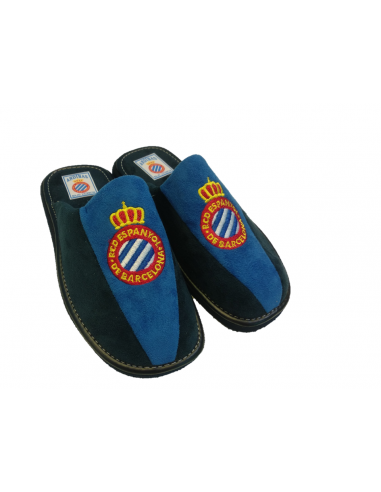 TWO-TONES SLIPPERS