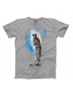GREY ZAMORA T-SHIRT