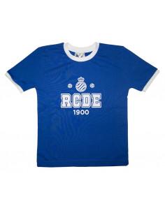 蓝色儿童衬衫 RCDE 1900