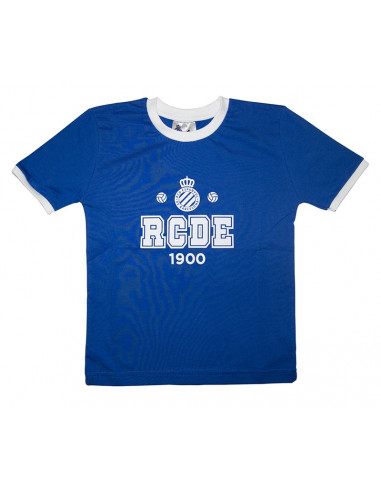 RCDE1900 KIDS SHIRT (BLUE)