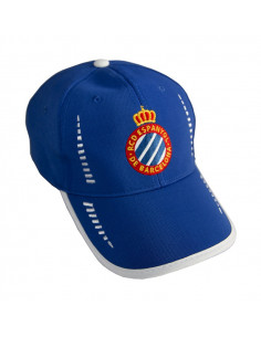 CREST CAP (BLUE-STRIPES)