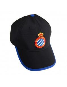 CREST CAP (BLACK)