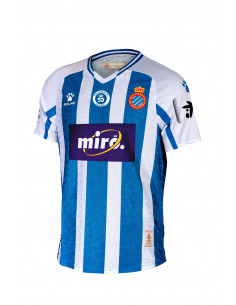 RCD ESPANYOL HOME SHIRT 2020-21 50th ANNIVERSARY