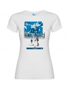 50 ANNIVERSARY WOMAN T-SHIRT