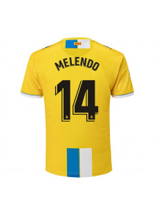 "RCD ESPANYOL THIRD SHIRT 2018-19 WITH ""14 MELENDO"" PRINTING"