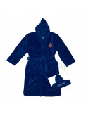 EMBROIDERED BATHROBE (ESPB1) (KID SIZES)