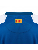 "RCD ESPANYOL HOME SHIRT 2018-19 WITH ""4 VICTOR S."" PRINTING"