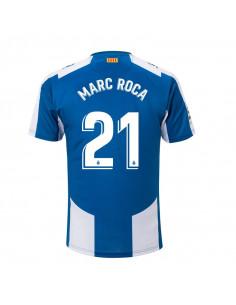 """2018-19赛季西班牙人主场球衣 """"21 MARC ROCA"""""""