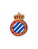 BIG ESPANYOL CREST EMBROIDERED PATCH