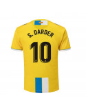 "RCD ESPANYOL THIRD SHIRT 2018-19 WITH ""10 S. DARDER"" PRINTING"
