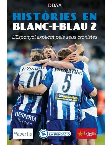 "LLIBRE ""HISTÒRIES EN BLANC-I-BLAU 2"""