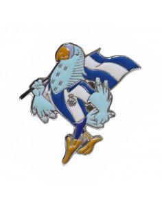 西班牙人吉祥物鹦鹉磁铁