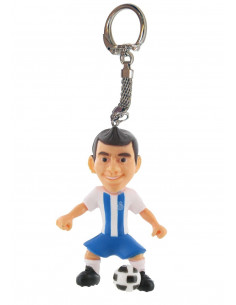 PLAYER PVC FIGURE KEYRING