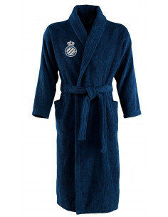 EMBROIDERED BATHROBE (ADULT SIZES)