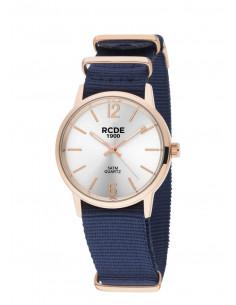 官方女士尼龙表带手表