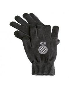 带压感的手套(灰色2 成人 队徽)