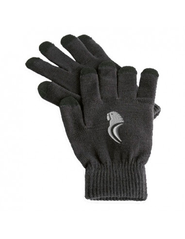 TOUCHSCREEN GLOVES (GREY2 ADULT BUDGIE)