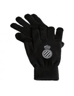 带压感的手套(黑色2 成人 队徽)