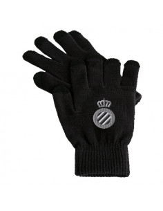 TOUCHSCREEN GLOVES (BLACK2 ADULT CREST)