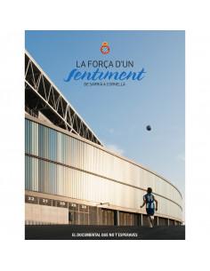 LA FORǀA D'UN SENTIMENT DVD