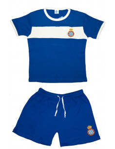 KIDS SHORT SLEEVE PYJAMA