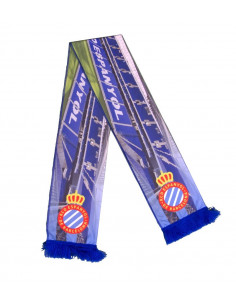 DOUBLE SLIDE SUBLIMATED SCARF (M1)